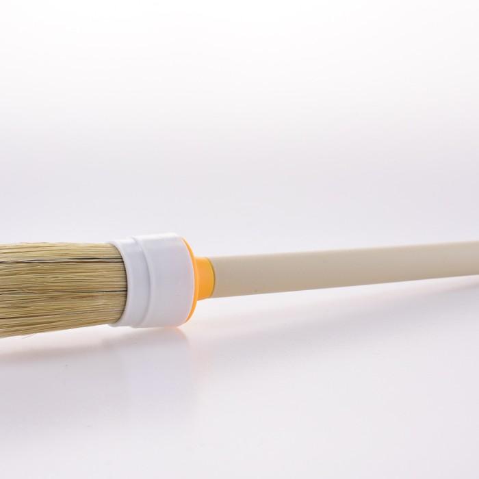 Sibelum pędzelek detailingowy nr 4 - 25mm plastikowe okucie