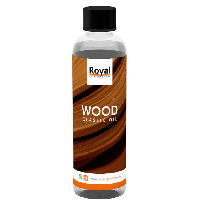 Classic Oil Naturel - olej do paneli lakierowych na połysk
