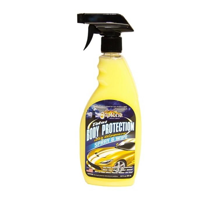 Total Body Protection - najmocniejsza ochrona lakieru w płynie od Gliptone